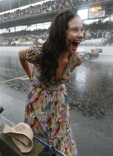 Mr. Ashley Judd Wins Wet like Boss Demanded | Baby Boomer Going Like Sixty