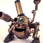 Steampunk Mr. Potato Head