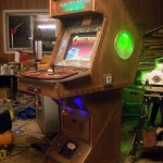 Awesome arcade case