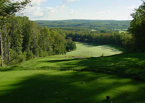Boyne Mountain Michigan Golf Course