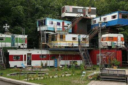 Etonnant Real Hillbilly Mansion