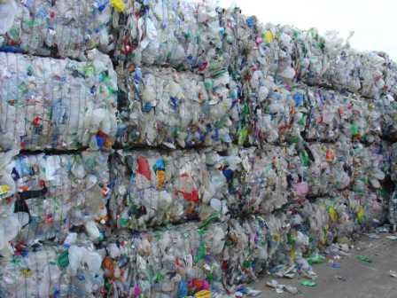 Plastic Bottles Recycle Bundles