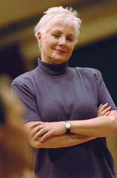 Shirley Jones was the mama in The Partridge Family