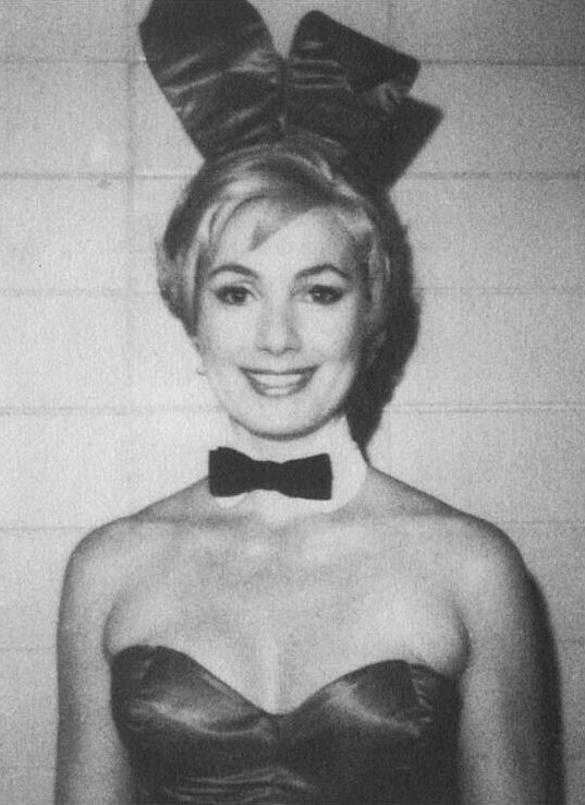Shirley Jones as Playmate for Playboy