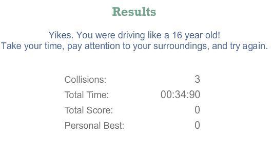 best time to take drivers test