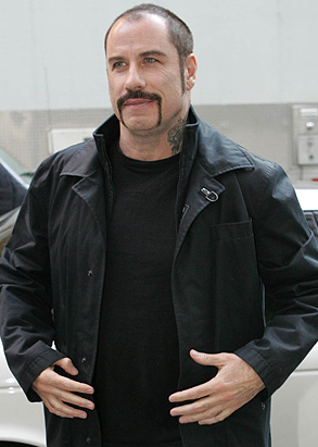 What the fuck is that mustache?