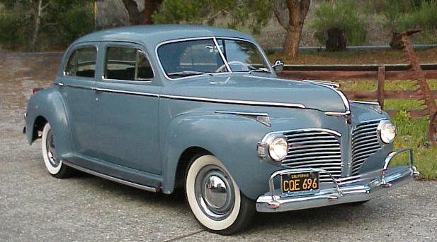 1941 Dodge Luxury Liner Parts Autos Post