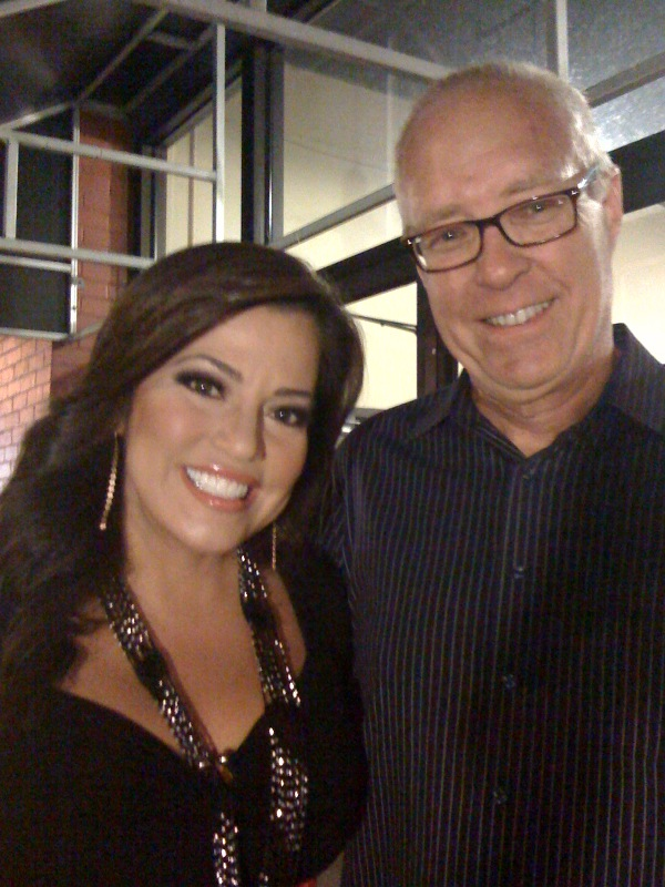 robin meade husband picture