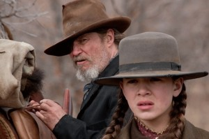 True Grit Jeff Bridges Hailee Steinfeld