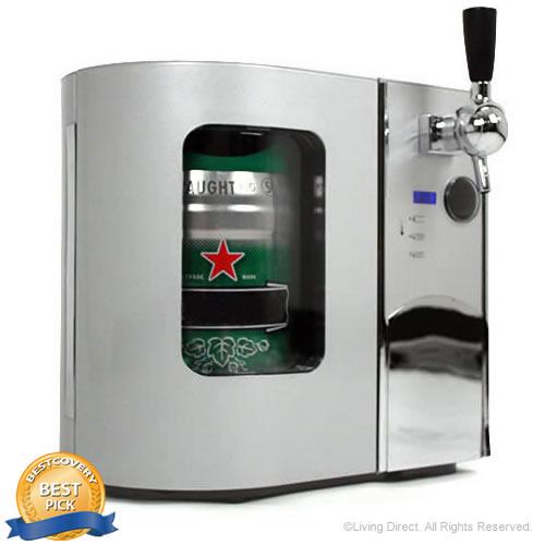 Heineken Beer Kegerator