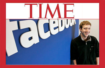 Mark Zuckerberg Time Person of the Year