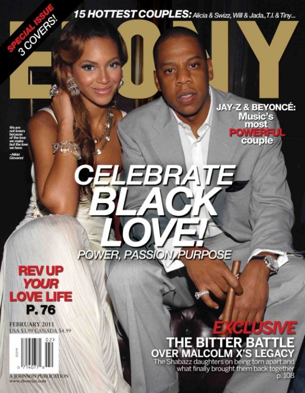Beyonce On The Cover Of Ebony 40