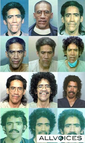 Ted Williams Mug Shots