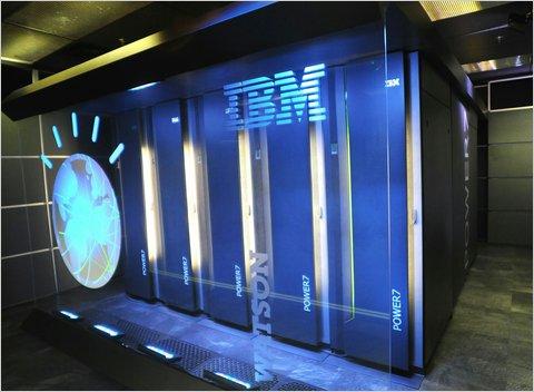 Jeopardy Watson IBM