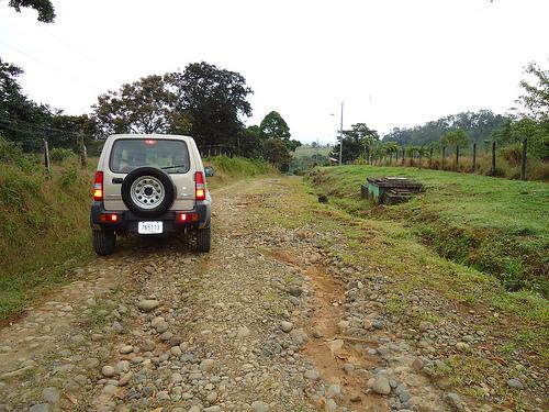 Garmin Nuvi GPS Costa Rica