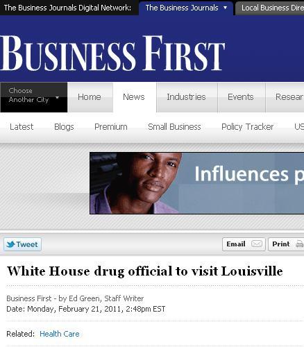 Louisville Visit