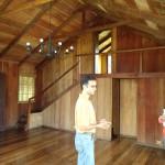 Jorges Arroyo cabin