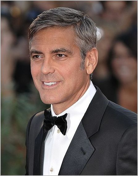 George Clooney 50 Birthday