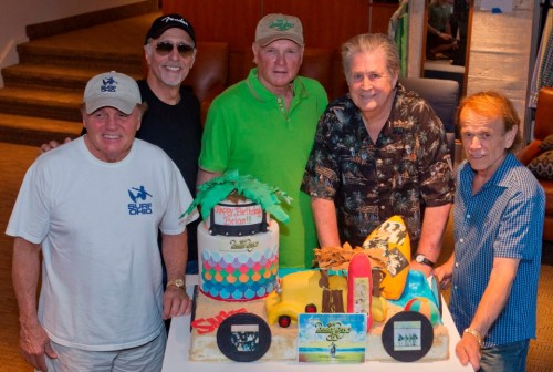Beach Boys Brian Wilson 70th Birthday