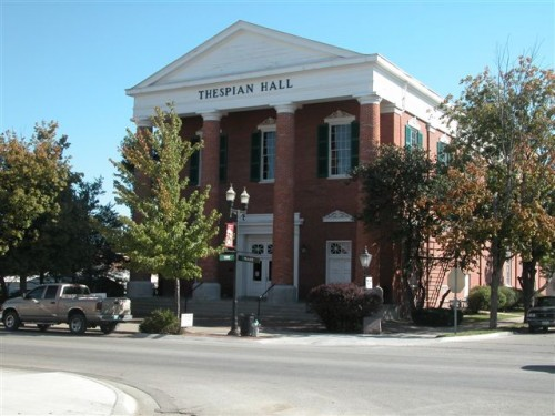 thespianhall
