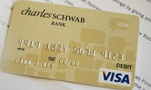 schwabdebitcard