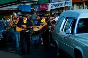 Costa Rica Funeral