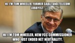 Why Tom Wheeler is Your Enemy