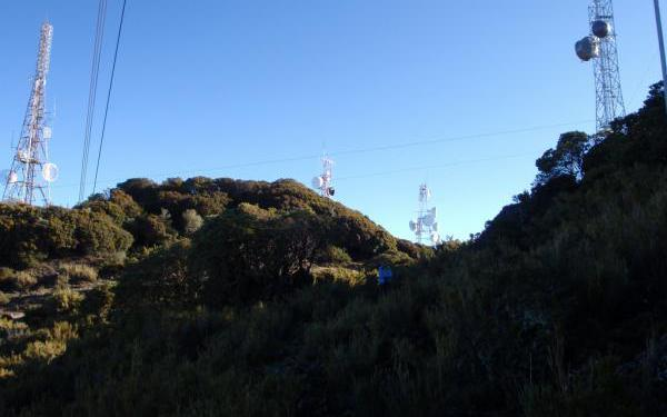 The price of technology is the proliferation of cell phone towers all over Costa Rica.