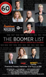 The Boomer List According to NPR