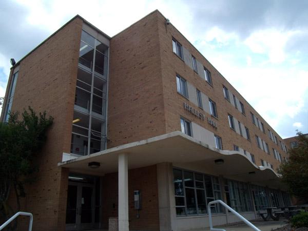 Hallisy Hall Ferris State University