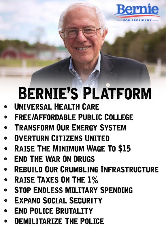 BernieSandersPlatform
