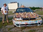 Wow! Boomers Art Cars Are Weird and Wonderful